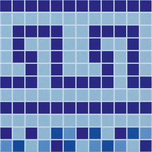 AT.BARBADOS DEC NAVI 33,3x33,3