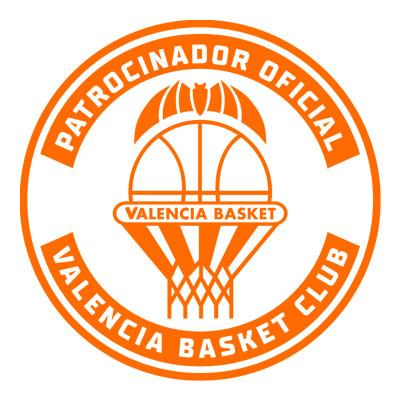 Sello patrocinador oficial Valencia Basket cultura del esfuerzo