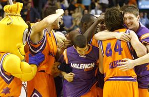 Valencia Basket cultura del esfuerzo