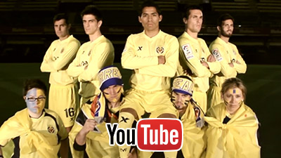 Villarreal CF Oficial - Canal YouTube